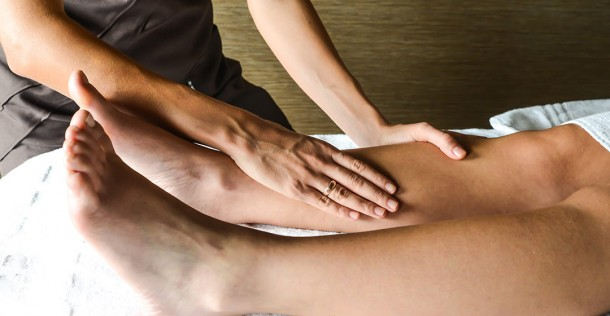 Traditional Chinese Anticellulite Massage