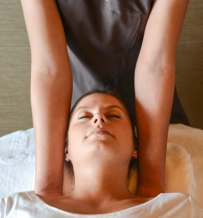 Cranio-sacral Massage