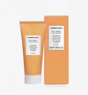 Anti-ageing after-sun face cream - 60ml