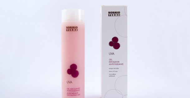 Antioxidant Exfoliating Gel