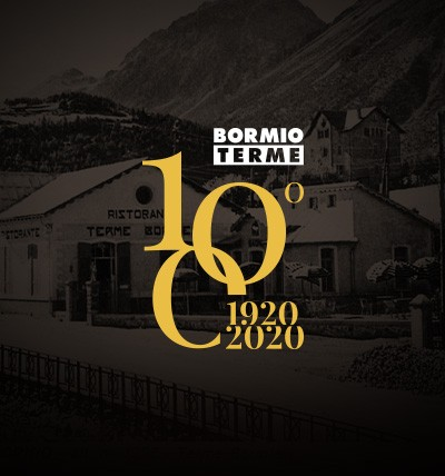 100 years of Bormio Terme